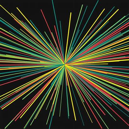 Explosion Illusions Gifs Animation Optical Animated Trippy