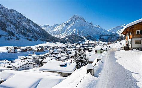 ski lech resort guide telegraph