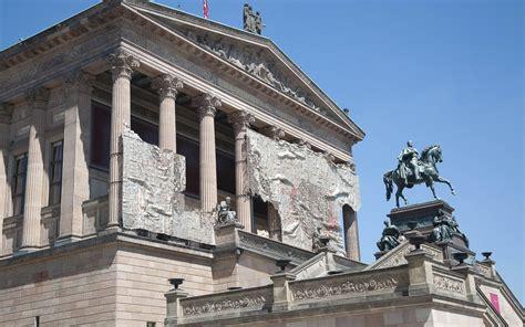 System 180 Berlin by Alte Nationalgalerie System 180 Architektur