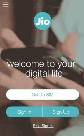 myjio app apk 3 2 05 myjio apk version to get jio sim