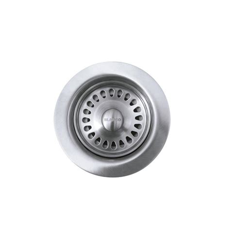 decorative kitchen sink strainers foret 3 1 2 in post basket strainer in rubbed 6501