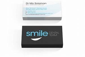 SmileDentalTeamBusinessCard01 Plutonium Creative