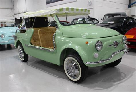 Fiat Jolly For Sale by Fiat Ghia 500 Jolly 1962 For Sale Classic Trader