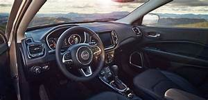 2019 Jeep Compass Manual Transmission  Interior  Release
