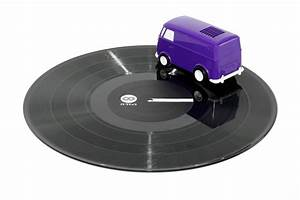 Vinyl Record Player Shaped like a VW Van Claims to Be the ...