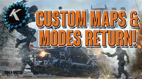bo3 mods maps ops zombies custom