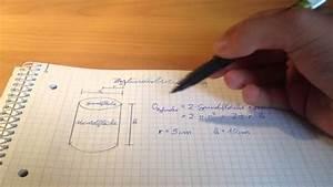R V Autoversicherung Berechnen : zylinderberechnung einfach erkl rt youtube ~ Themetempest.com Abrechnung
