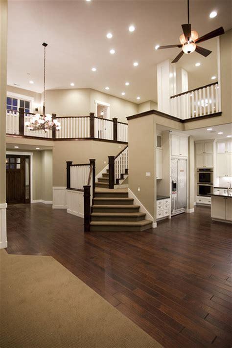 floor decor draper utah custom home draper ut traditional staircase salt lake city by candlelight homes