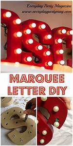 41 amazing diy architectural letters for your walls With holiday marquee letters