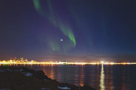 Northern Lights By Boat by Northern Lights By Boat