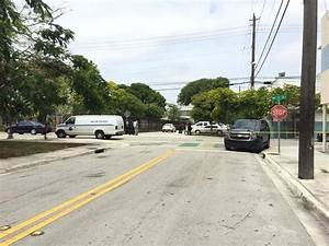 Cop shoots homeless man wielding pipe at Overtown park ...