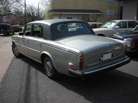 1979 Rolls Royce Silver Wraith Ii by 1980 Rolls Royce Silver Wraith Ii Palma Classic Cars