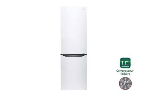 Lg Réfrigérateur Combiné Total No Frost Gb6106swh