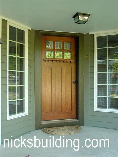 Craftsman Doors, Mission Doors,exterior Doors,front Doors