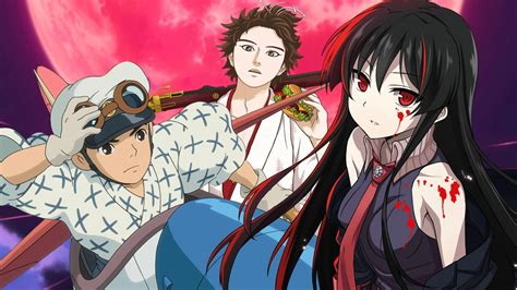 Best Animes Of 2014 The Top 6 Anime Of 2014 Ign