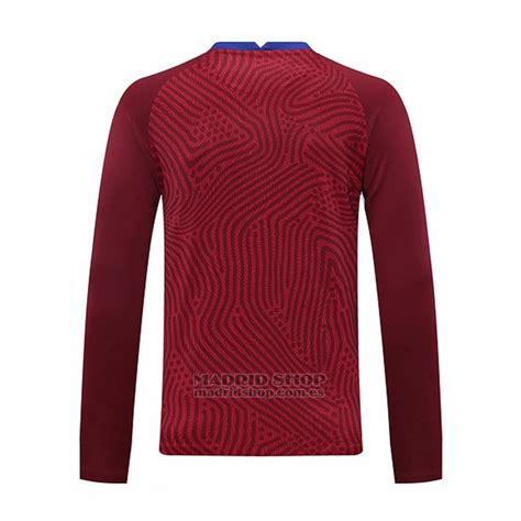 Camiseta Atletico Madrid Portero Manga Larga 2020-2021 ...