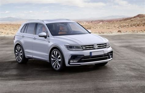 2020 Volkswagen Tiguan R Line by 2018 Vw Tiguan R Line Release Date Specs 2019 And 2020
