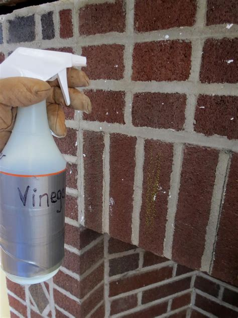 how to clean bricks around fireplace painted brick fireplace makeover how tos diy