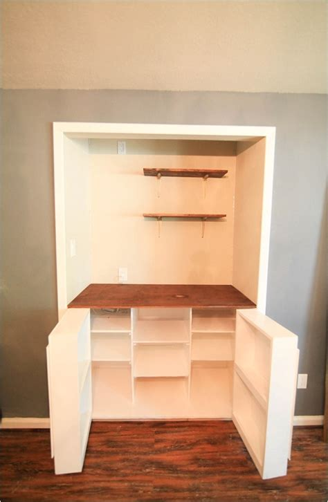 Creating Custom Builtin Cabinets  The Home Depot