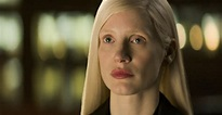 How They Made Jessica Chastain Look Not Quite Human in ...