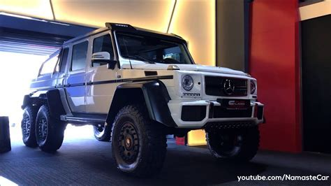 Find great deals on ebay for mercedes 6x6. Mercedes g 6x6 — the g 63 amg 6x6, a small series of