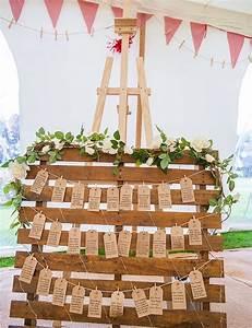 Nom De Table Mariage Champetre : plan de table mariage boheme chic ~ Melissatoandfro.com Idées de Décoration