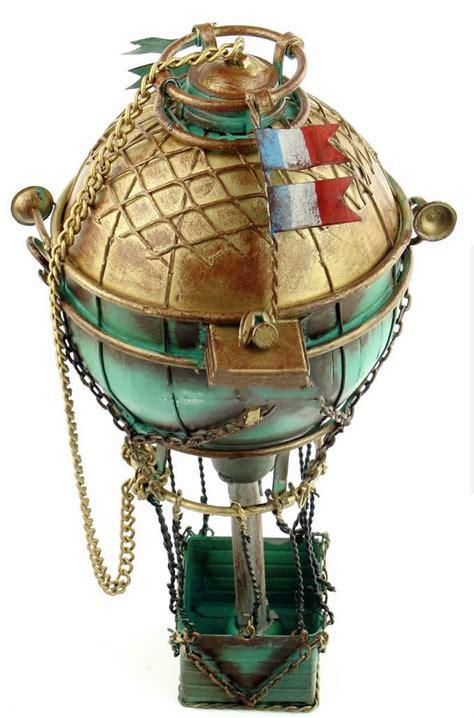 handmade antique tin model   century france hot