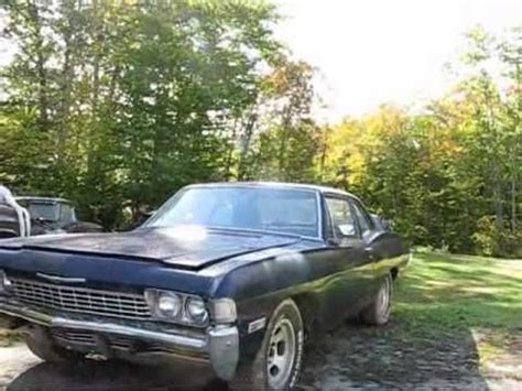 Who Owned This Car, 1968 Chevy Bel Air 427 4 Speed Posi