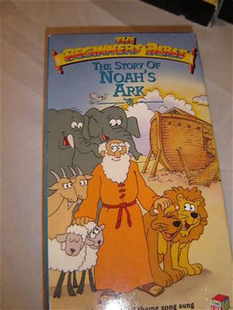 rebekahproctor  beginners bible vhs set lot