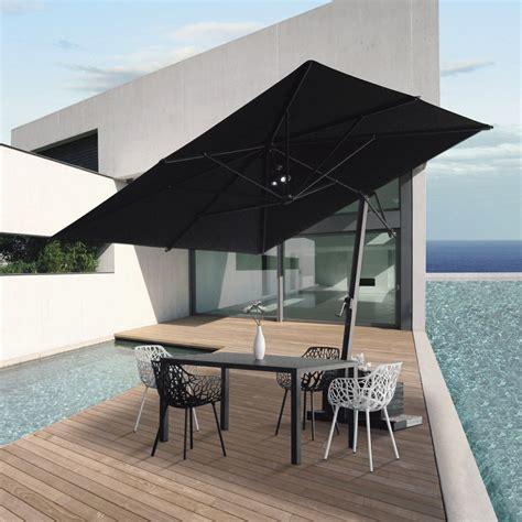 ombrellone per giardino ombrellone da giardino basculante horizon made in italy
