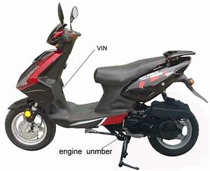 Kinroad Xt125t-6j 125cc Chinese Scooter Owners Manual