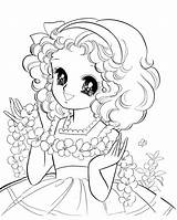 Chain Daisy Coloring Drawing Adult Princess อก บ อร เล Anime sketch template
