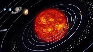 Space Place in a Snap: The Solar System's Formation Video ...