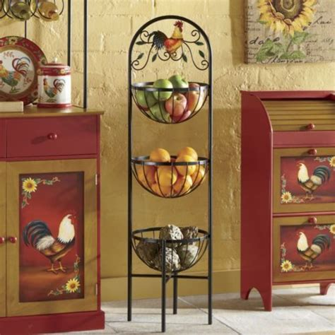 Chicken Decorating Ideas For The Kitchen by Best 25 Rooster Kitchen Ideas On Rooster