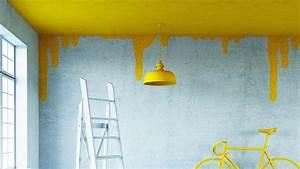 Lessiver Plafond Avant Peinture : peindre son plafond ~ Premium-room.com Idées de Décoration