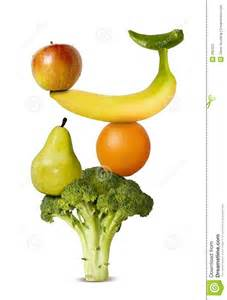 Balanced Fruit and Vegetable Diet