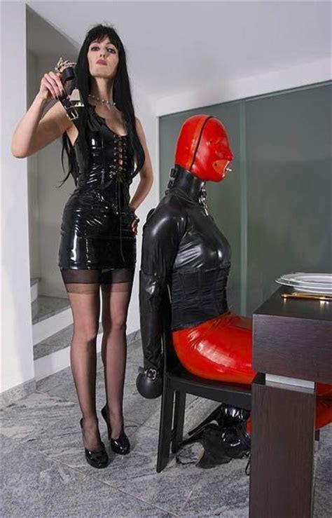 fetish mistress rubber bdsm porn images