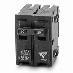 Siemens Q220 20 Amp Double