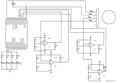 Joystick Wiring Diagram by Wrg 7170 2 Axis Joystick Wiring Diagrams