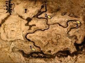 Conan Exiles Locations Map