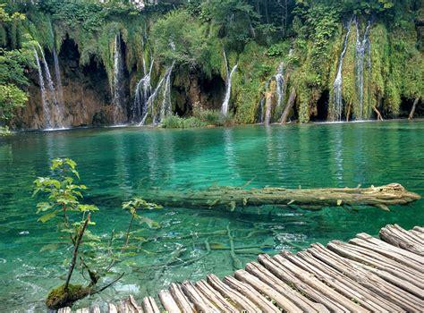 Plitvice Lakes National Park Croatia Oc 3200x2368