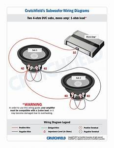 Car Subwoofer Wiring Diagram