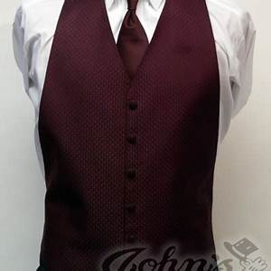 Mardi Gras Swirl Vest and Bow Tie Retail