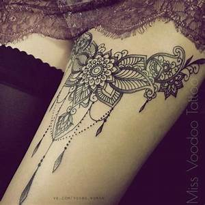 Tattoo Frau Oberschenkel : bildergebnis f r tattoo oberschenkel frau mandala tattoos pinterest tattoo tatoo and hennas ~ Frokenaadalensverden.com Haus und Dekorationen