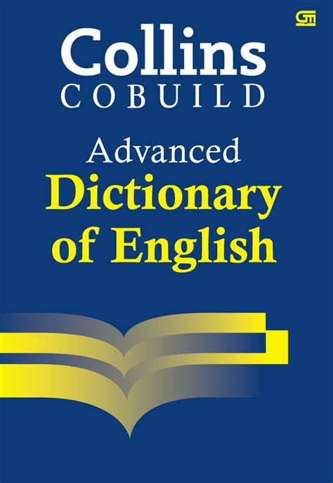 0007423764 collins cobuild dictionary of collins cobuild advanced dictionary of english book by