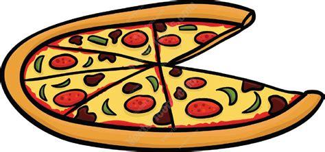 Pizza Cartoon Images