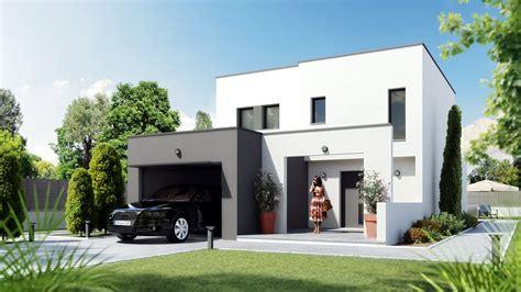 Exemple Interieur Maison Modele Maison U Mulhouse U Plan Et Modèle De Maison Contemporaine Et Traditionnelle