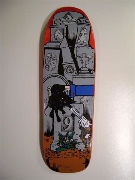 natas kaupas deck ebay cease and desist 101 natas kaupas 9 lives skateboard deck