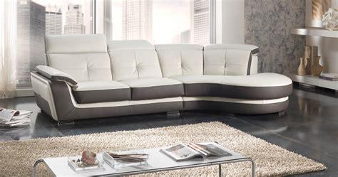 canapé arrondi cuir canapé d 39 angle arrondi cuir center canapé idées de