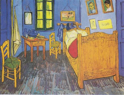 chambre gogh file gogh vincents schlafzimmer in arles2 jpeg
